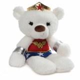 DC Comics Fuzzy Wonder Woman 12 In Bear