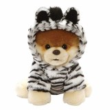 Boo Zebra 9 In Plush