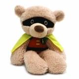 "DC Comics Fuzzy Robin 14"" Bear"