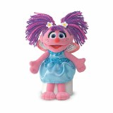 Sesame Street Abby Cadabby Bean Bag Plush