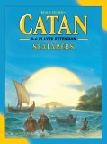 Settlers Of Catan Seafarers 5-6 Player Expansion
