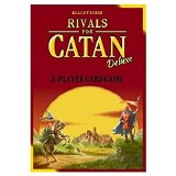 Rivals For Catan Deluxe Card Game