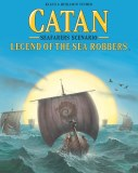 Catan Seafarers Scenario Legend of the Sea Robbers