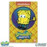 SpongeBob Square Pants Tired Lapel Pin