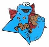 Sesame Street Cookie Monster Star Pin