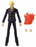 Anime Heroes One Piece Sanji 6.5 In Action Figure