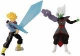 Dragon Ball Super Dragon Stars Future Trunks vs Fusion Zamasu Action Figure 2 Pack