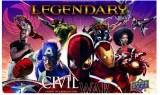 Legendary Marvel Civil War