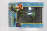 Toy Story Buzz Lightyear Electronic Talking Bank