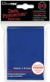 Ultra Pro Blue Deck Protector Sleeves 50 Count