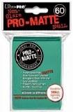 Ultra Pro Green Pro Matte Small Sleeves