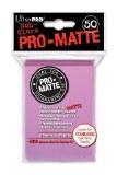 Ultra Pro Pink Pro Matte Standard Sleeves