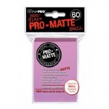 Ultra Pro Pink Pro Matte Small Sleeves