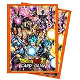 Dragon Ball All Stars Super Standard Sized Sleeves 65 count