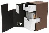 Ultra Pro M2 Deck Box Brown White