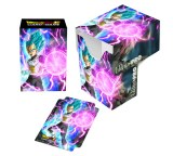 Dragon Ball Super God Charged Vegeta Deck Box