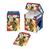 GI Joe Retro Pro 100+ Deck Box GI Joe