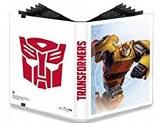 Transformers Bumblebee 9 Pocket Pro Binder