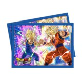 Dragon Ball Super Goku Vs Vegeta Card Sleeves