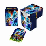 Dragon Ball Super Deck Box Set 4 Goku Vegeta and Broly