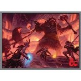 Dungeons and Dragons Giant Standard Sized Deck Protector Sleeves 50ct