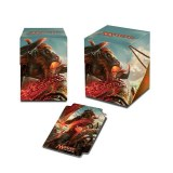 Ultra Pro Deck Box Rivals of Ixalan Angrath the Flame Chained