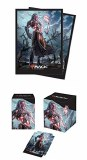 Magic the Gathering Core Set 2019 Tezzeret Sleeves 80 Count