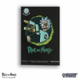 Rick And Morty Bionic Pin