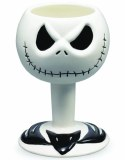 Nightmare Before Christmas Jack Skellington Head Ceramic Goblet
