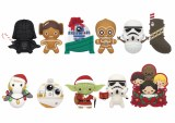 Star Wars Christmas 3D Foam Bag Clip Blind Bag