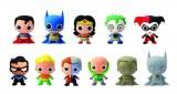 DC Heroes Series 1 Figural Keyrings