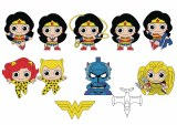 Wonder Woman Comic Blind Bag Keychain