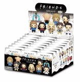 Friends Series 2 3D Foam Bag Clip Blind Bag