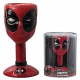 Marvel Deadpool Ceramic Goblet