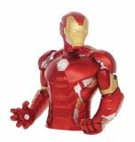 Avengers Iron Man PVC Bust Bank
