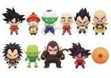 Dragon Ball Z Series 1 3D Foam Bag Clip Blind Bag