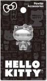 Hello Kitty Pewter Lapel Pin