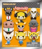 Aggretsuko 3D Foam Bag Clip Blind Bag