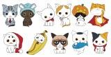 Purrrfect Pets Cats Series 2 3D Foam Bag Clip Blind Bag