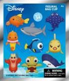Disney Aquatic Animals 3D Foam Bag Clip Blind Bag