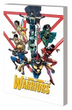 New Warriors TP Vol 01 Kids Are All Fight