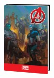 Avengers HC Vol 05 Adapt or Die