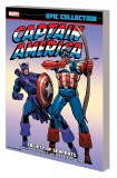 Captain America Epic Collection TP Vol 12 Society Serpents