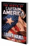 Captain America HC Death Captain America Prose Novel