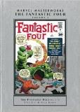 Marvel Masterworks Fantastic Four HC Vol 01 New Ptg