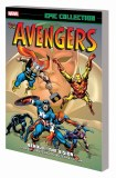 Avengers Epic Collection TP Vol 04 Behold the Vision