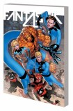 Fantastic Four TP Vol 03 Back In Blue