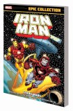 Iron Man Epic Collection TP Vol 13 Stark Wars