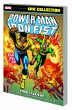 Power Man and Iron Fist Epic Collection TP Vol 01 Heroes For Hire