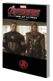 Avengers TP Age of Ultron Prelude